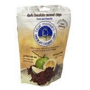 Blue Monkey Dark Chocolate Coconut Chips