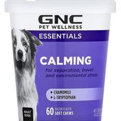GNC Soft Chews, Bacon Flavor, Calming, Adult