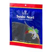 Eden Foods Sushi Nori Toasted Sea Vegetable