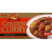 S&B Sauce Mix, Golden Curry, Mild
