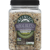 RiceSelect Royal Blend, with Flaxseed