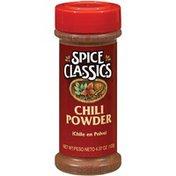 Spice Classics Chili Powder