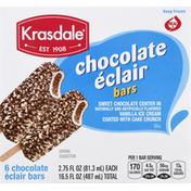 Krasdale Bars, Chocolate Eclair