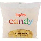Hy-Vee Lemon Drops Candy