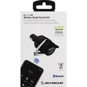 Scosche Car Kit, Wireless Hands-Free