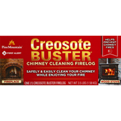 Pine Mountain Firelog, Chimney Cleaning