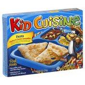 Kid Cuisine Chicken & Cheese Quesadillas, Fiesta