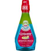 Colgate Total Advanced Health Mouthwash Fresh Mint