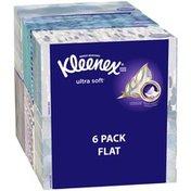 Kleenex Ultra Soft & Strong Facial Tissue