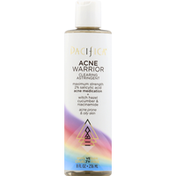 Pacific Clearing Astringent, Acne Warrior