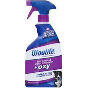 Woolite Pet Stain & Odor Remover, + Oxy, Fresh Blossom Scent