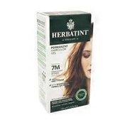 Herbatint 7 M Mahogany Blonde Permanent Herbal Haircolor Gel