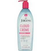 JERGENS Moisturizer, Cloud Creme