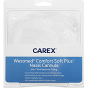 Carex Nasal Cannula, Westmed Comfort Soft Plus
