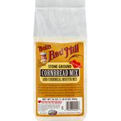 Bob's Red Mill Cornbread Mix, Stone Ground