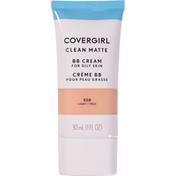 CoverGirl Clean Matte BB Cream For Light Skin