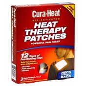 Cura-Heat Heat Therapy Patches