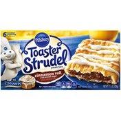 Pillsbury Toaster Strudel Cinnamon Roll Toaster Pastries
