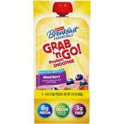 Carnation Breakfast Essentials Grab 'n Go! Mixed Berry Protein Smoothie