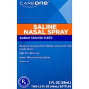 CareOne Saline Nasal Spray