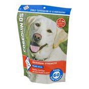 Cosequin DS Joint Health Supplement For Dogs Plus MSM Maximum Strength Soft Chews - 60 CT