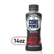 Core Power Elite High Protein Shake (42G), Strawberry, Ready To Drink For Workout Recovery