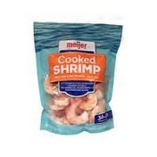 Meijer PEELED & DEVEINED, TAIL-ON Cooked SHRIMP