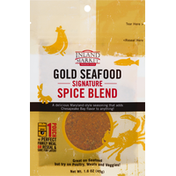 Inland Market Signature Spice Blend, Gold Seafood