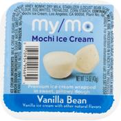 My/Mo Mochi Ice Cream, Vanilla Bean