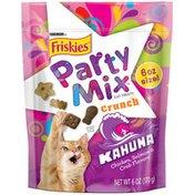 Purina Friskies Made in USA Facilities Cat Treats, Party Mix Kahuna Crunch