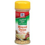 Mccormick California Style Minced Onion