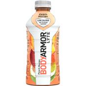 BODYARMOR Sports Drink, No Sugar Added, Lyte, Peach Mango