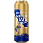 Golden Road Brewing Golden State Cerveza