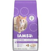IAMS Kitten with Chicken Cat Food