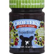 Crofter's Fruit Spread, Organic, Superfruit
