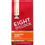 Eight O'Clock Coffee Coffee, Ground, Medium Roast, Pumpkin Spice