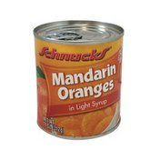 Schnucks Whole Segment Mandarin Oranges In Light Syrup