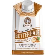 Califia Farms Dairy Free Betterhalf Hazelnut Coconut Cream & Almondmilk