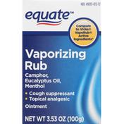 Equate Vaporizing Rub