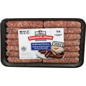 Farmer John Sausage Links, Breakfast, Original
