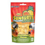Higgins Premium Pet Foods Pineapple Mango Freeze Dried Fruit For Conures, Parrots & Macaws