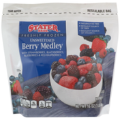 Stater Bros. Markets Freshly Frozen Unsweetened Berry Medley