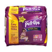 Huggies Pull-Ups Night Time Training Paints Disney Girl Size 3T-4T - 46 CT