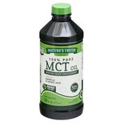 Natures Truth MCT Oil, 100% Pure, Unflavored