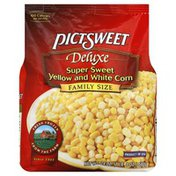 Picsweet Super Sweet Yellow and White Corn, Deluxe, Family Size