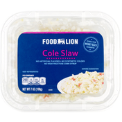 Food Lion Cole Slaw