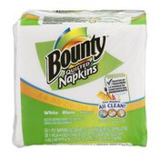 Bounty Quilted Napkins - 50 CT