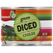 Brookshire's Chiles, Green, Diced