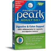 Nature's Way Probiotic Pearls™ Adult 50+