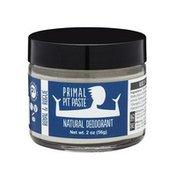 Primal Pit Paste Royal & Rogue Jar Natural Deodorant